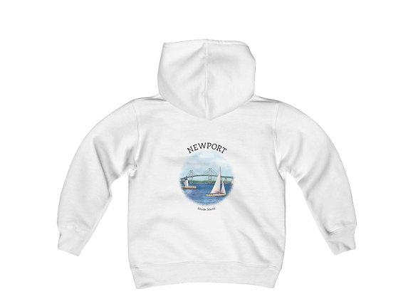 Newport RI Youth Sweatshirt