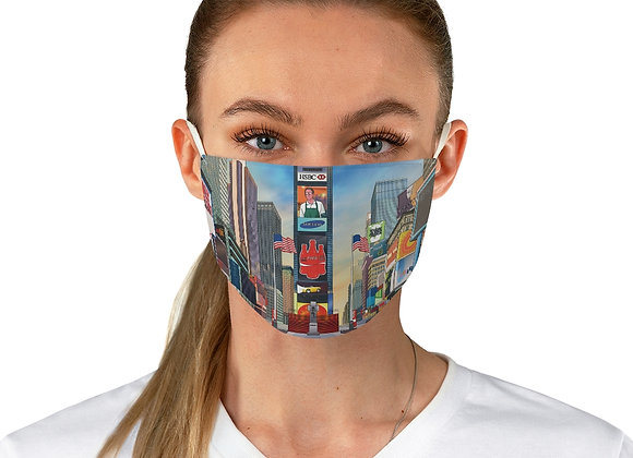 Times Square Face Mask