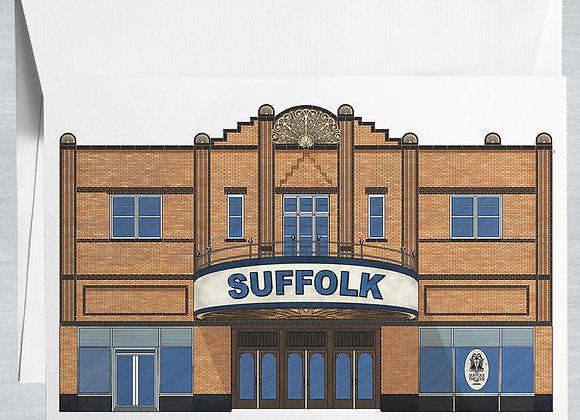 Suffolk Theater Notecard