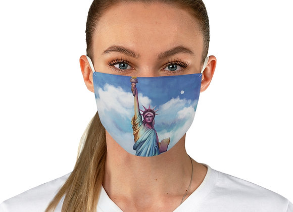 Statue Of Liberty Face Mask