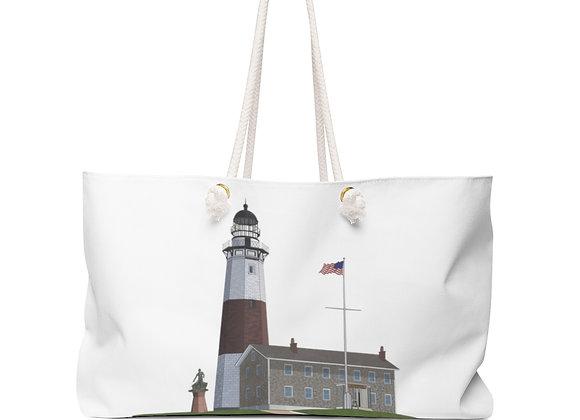 Weekender Bag - Montauk Lighthouse