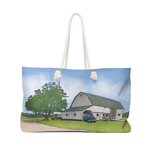 Weekender Bag - Hallockville Farm