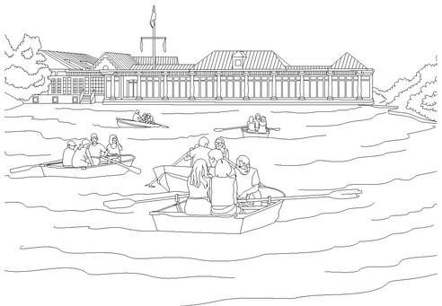 Loebs Boathouse