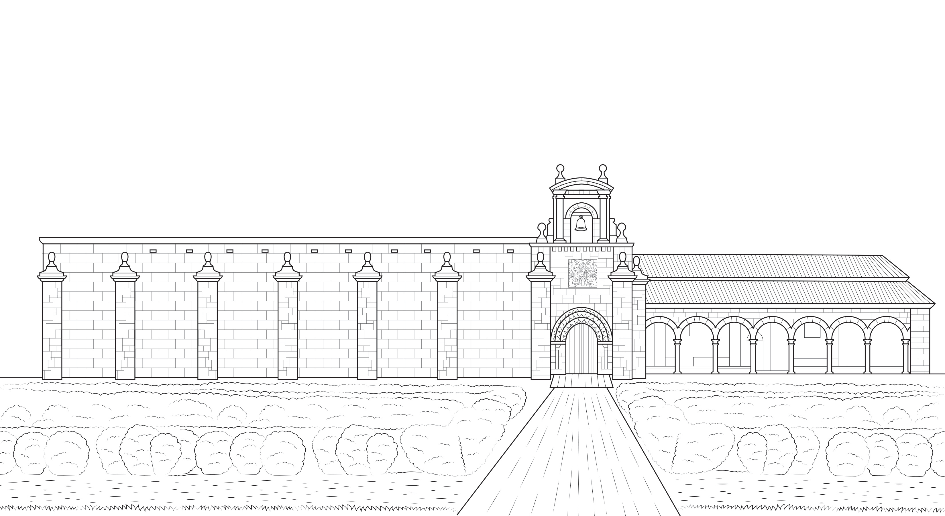 Ancient Spanish Monastery_mod