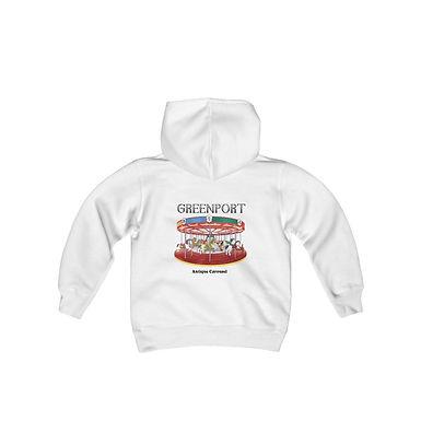 Greenport Carousel Youth Sweatshirt