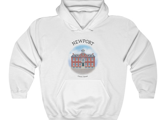 Colony House Unisex Hooded Sweatshirt