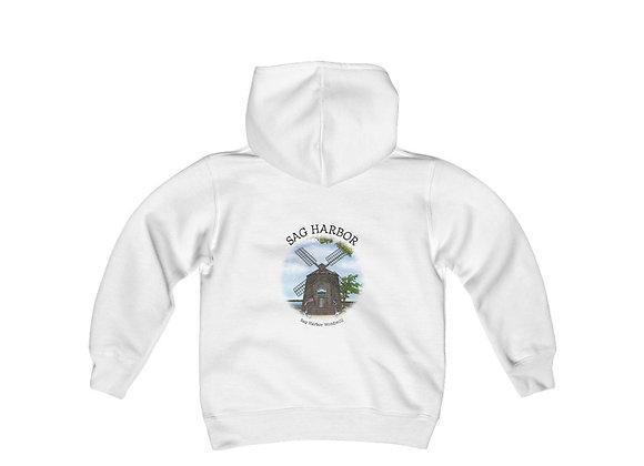 Sag Harbor Windmill Youth Sweatshirt