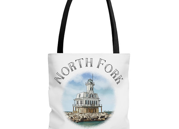 Bug Lighthouse Tote