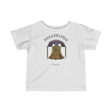Liberty Bell Infant Tee