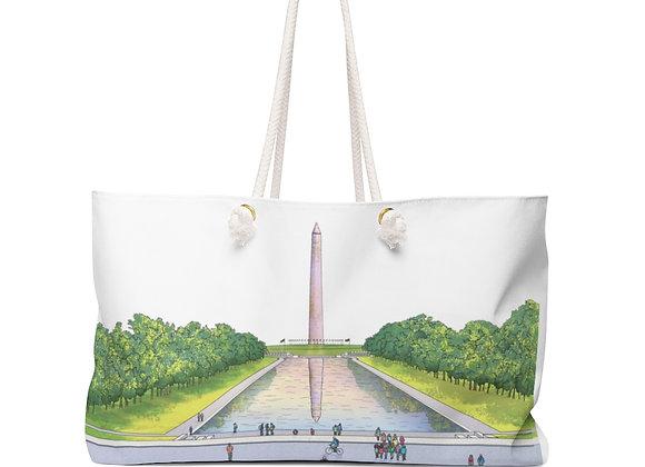 Weekender Bag - Washington Monument