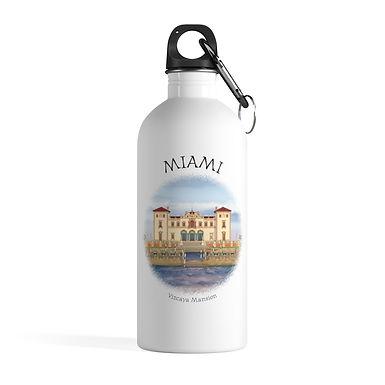 Vizcaya Mansion Water Bottle
