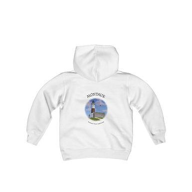 Montauk Point Lighthouse Youth Sweatshirt