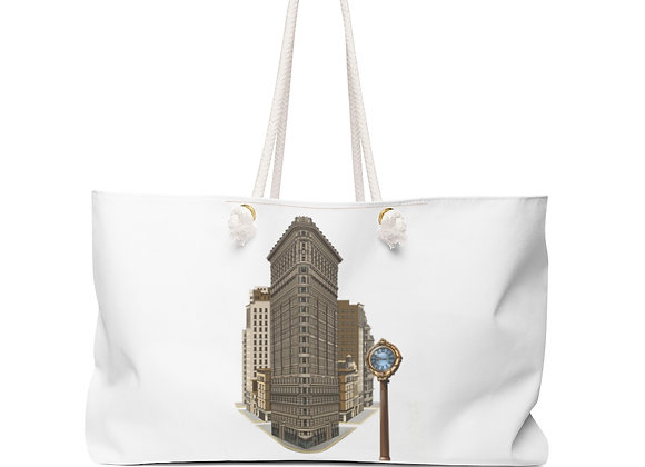 Weekender Bag  - Flatiron