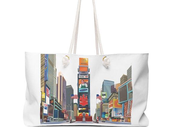 Weekender Bag - Times Square