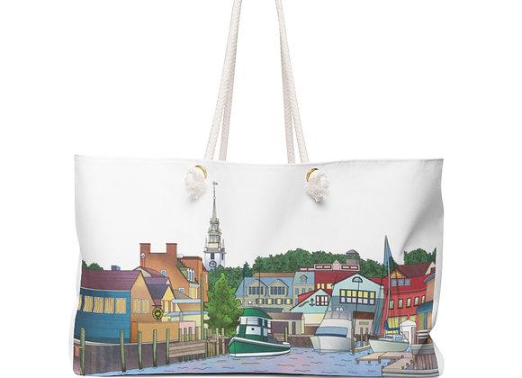 Weekender Bag - Bowens Wharf