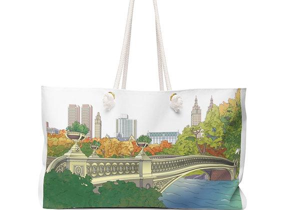 Weekender Bag - Bow Bridge