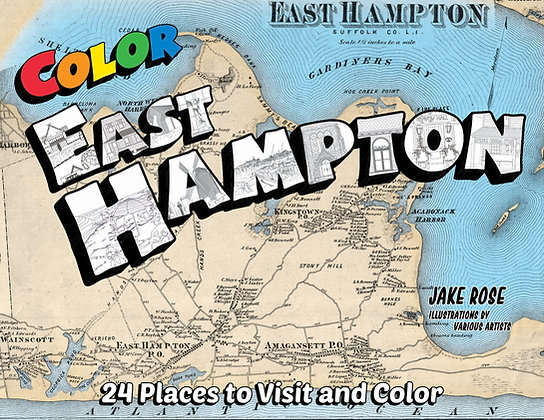 Color East Hampton