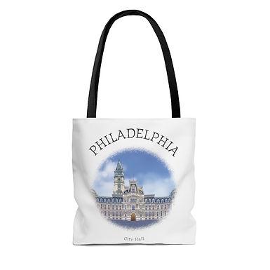 Philadelphia City Hall Tote