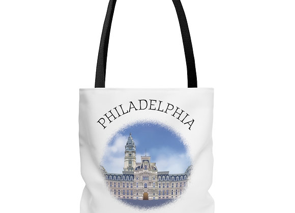 Philadelphia City Hall Tote