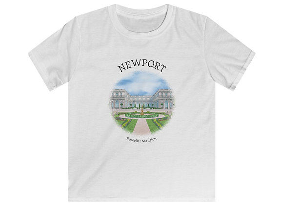 Rosecliff Mansion Softstyle Tee