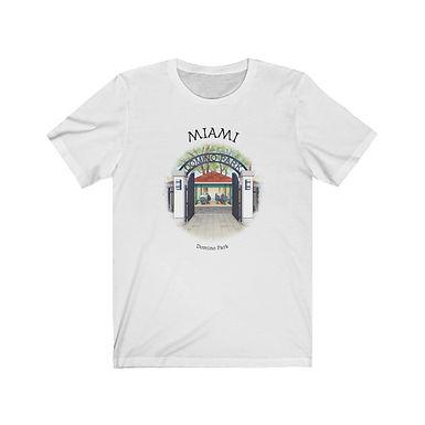 Domino Park - Unisex Short Sleeve Tee
