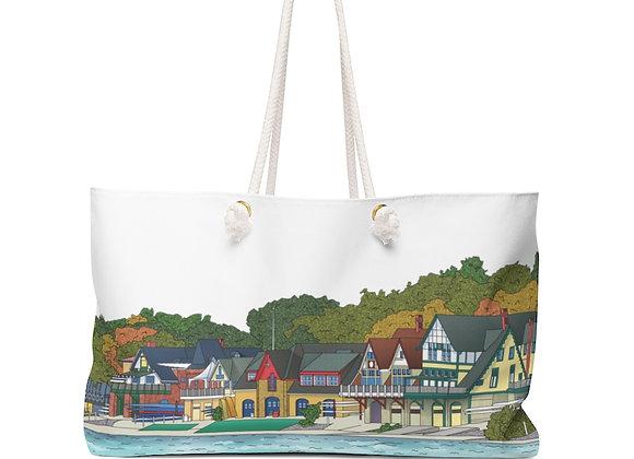 Weekender Bag - Boathouse Row