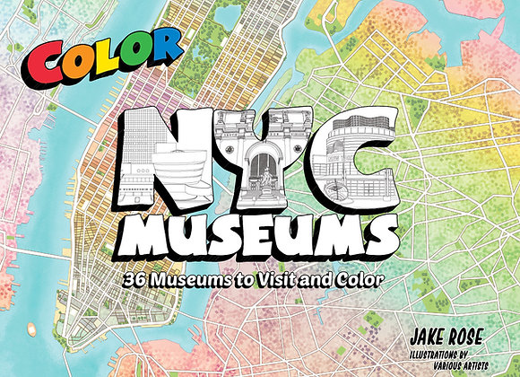Color NYC Museums
