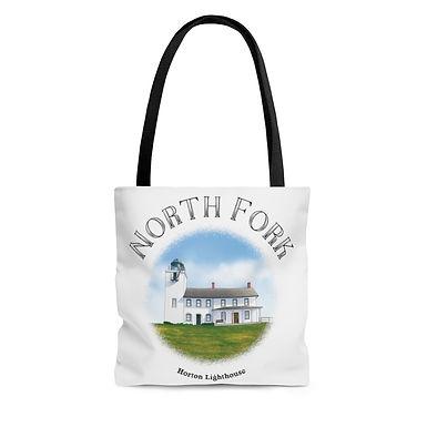 Horton Lighthouse Tote Bag