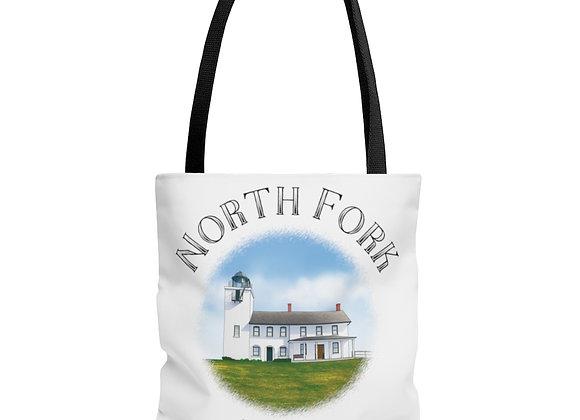 Horton Lighthouse Tote Bag
