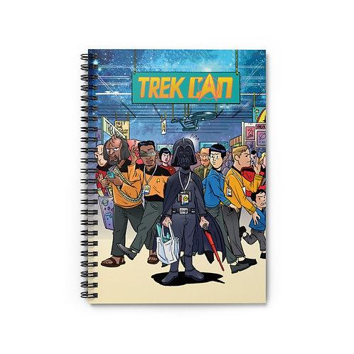 Notebook - 'Darth Vader at Trek Con'