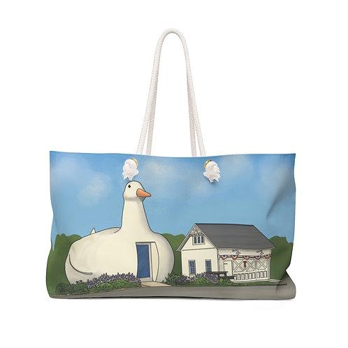 Weekender Bag - Big Duck