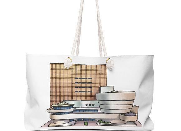 Weekender Bag - Guggenheim Museum