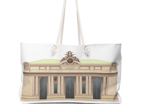 Weekender Bag - Grand Central