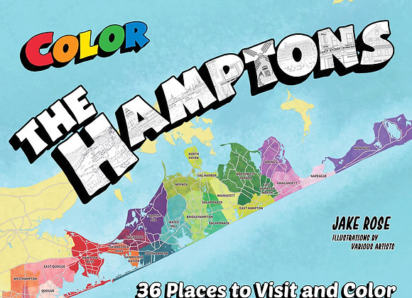 Color The Hamptons