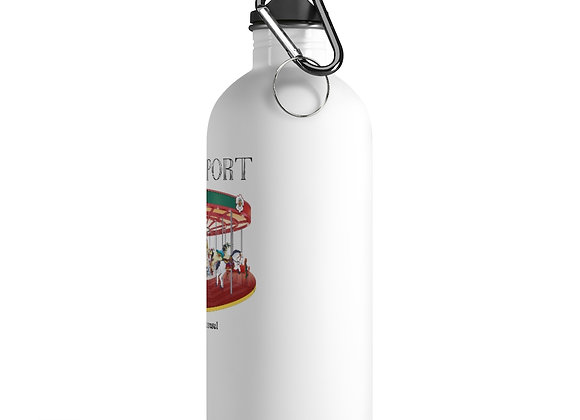 Greenport Carousel Water Bottle