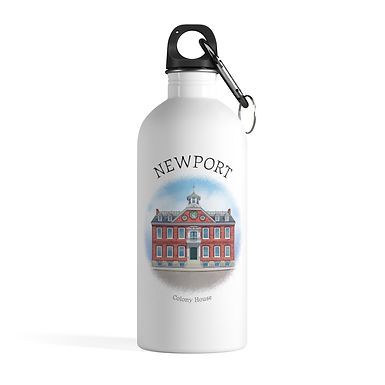 Colony House Water Bottle