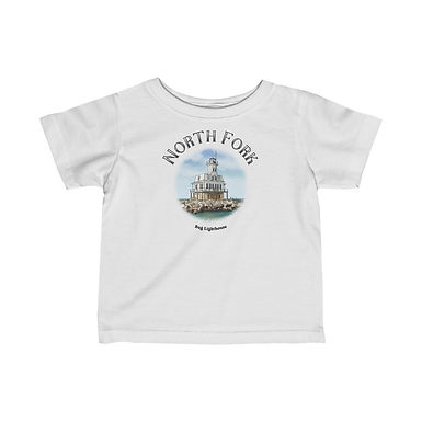 Bug Lighthouse Infant Tee