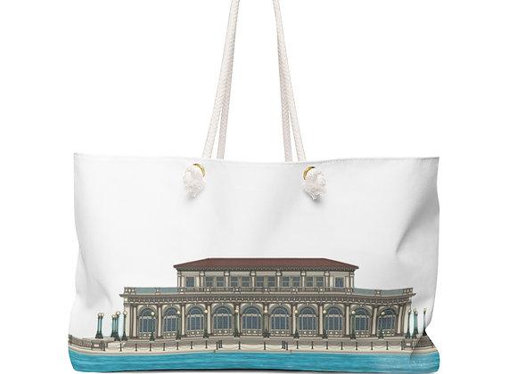 Weekender Bag - Prospect Park Boathouse
