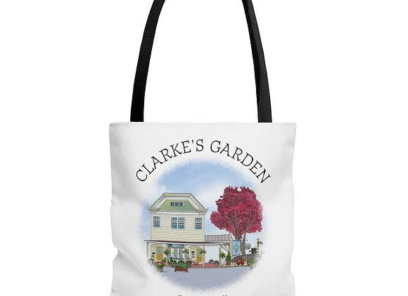 Clarkes Garden Tote Bag