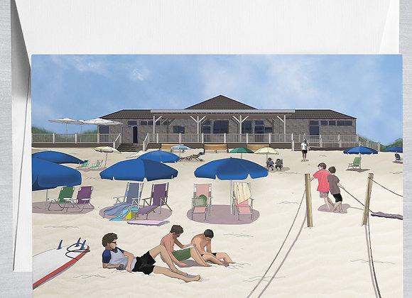 Coopers Beach Notecard
