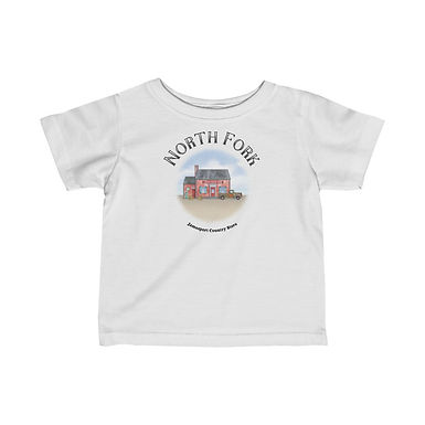 Jamesport Country Store Infant Tee