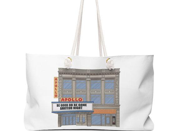 Weekender Bag - Apollo Theater
