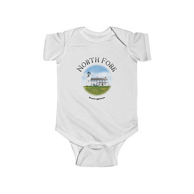 Horton Lighthouse Onesie