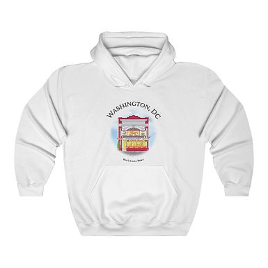 Ben's Chili Bowl Unisex Hooded Sweatshirt