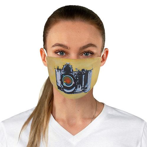 "Face Mask - ""Synesthesia"" by Deborah Lennek"