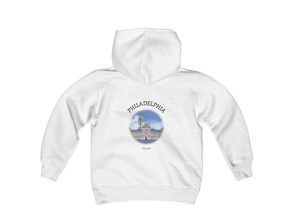 Philadelphia City Hall Youth Sweatshirt