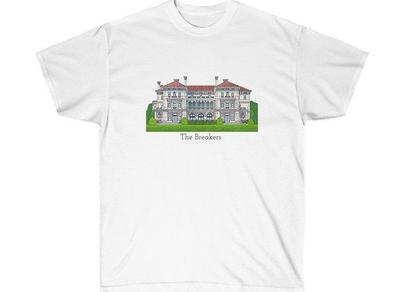 Unisex Cotton Tee - The Breakers