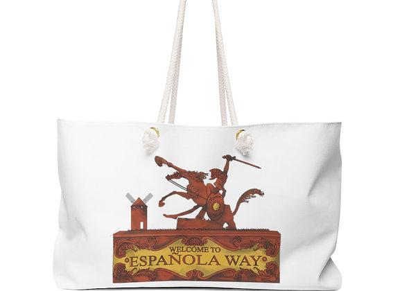 Weekender Bag - Española Way