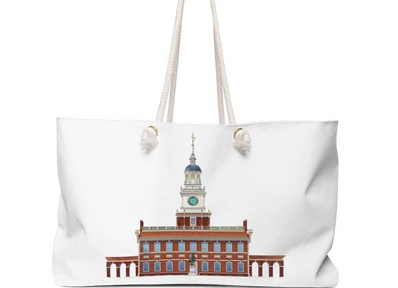 Weekender Bag - Independence Hall