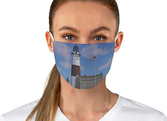 Montauk Point Lighthouse Face Mask